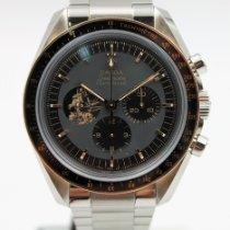 Omega Speedmaster Professional Moonwatch Acciaio 42mm Nero Senza numeri Italia, Castel Mella , Brescia