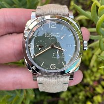 Panerai Radiomir GMT Steel 45mm Green United States of America, California, Los Angeles