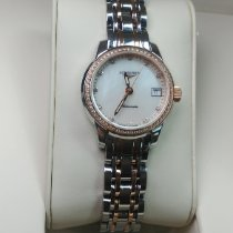 Longines Saint-Imier Gold/Steel 26mm Mother of pearl No numerals United States of America, Florida, Havana