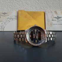 Breitling Chronospace Steel Arabic numerals