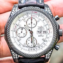 Breitling Bentley GT Steel 45mm White United States of America, Texas, Plano