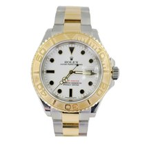 Rolex Yacht-Master 40 Gold/Steel 40mm White No numerals United States of America, Florida, Coral Gables