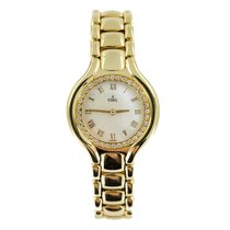 Ebel Beluga Yellow gold 24mm Mother of pearl Roman numerals United States of America, Florida, Coral Gables