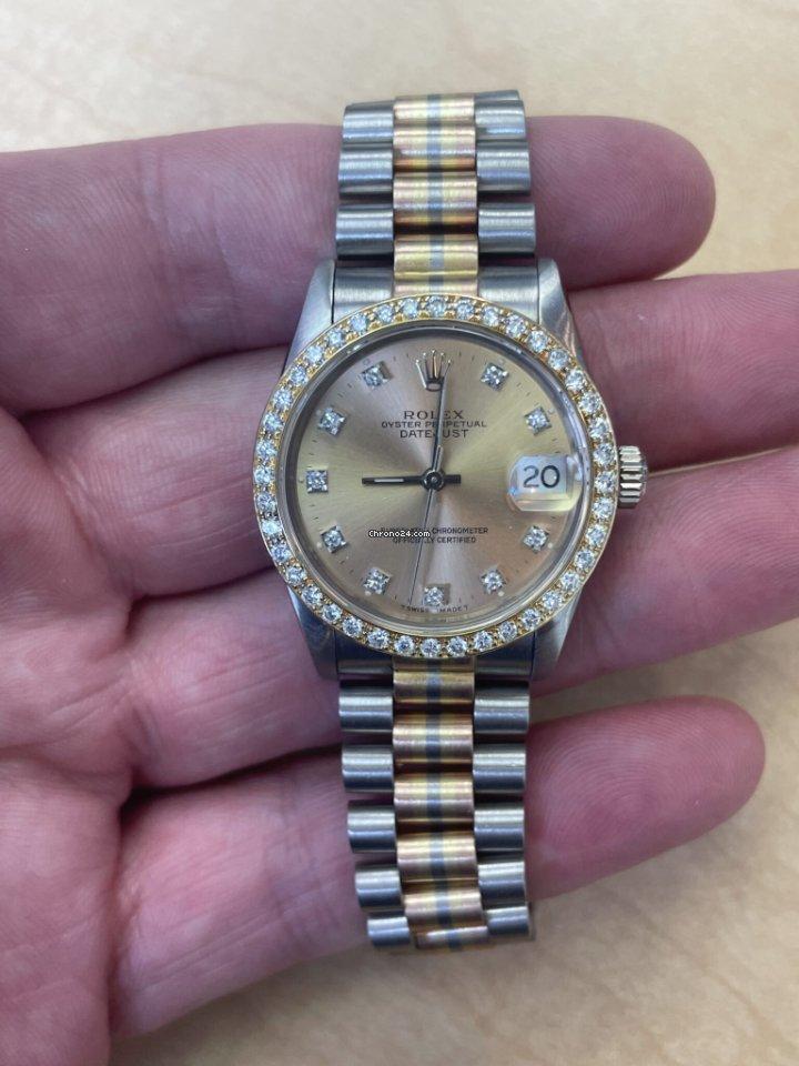 Rolex Datejust 68279 usados