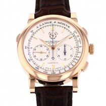 A. Lange & Söhne Rose gold 43.2mm Manual winding 404.032 new