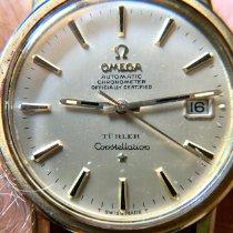 Omega Constellation Gold/Steel 35mm United States of America, Minnesota, St Paul