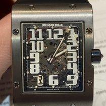 Richard Mille RM 016 Titanium Transparent