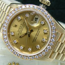 Rolex Lady-Datejust 69138 69018 Very good Yellow gold 26mm Automatic United States of America, Pennsylvania, HARRISBURG