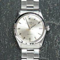 Rolex Air King Precision Steel 34mm Silver No numerals United States of America, Florida, Miami