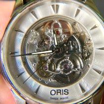 Oris Artelier Skeleton Steel 40mm Silver No numerals United States of America, Minnesota, St Paul