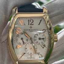 Vacheron Constantin Yellow gold Automatic Silver Arabic numerals pre-owned Royal Eagle