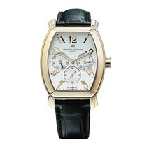Vacheron Constantin Yellow gold Automatic White Arabic numerals pre-owned Royal Eagle