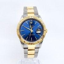Rolex Datejust Turn-O-Graph Gold/Steel 36mm Blue