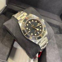Tudor 79030N-0001 Steel 2019 Black Bay Fifty-Eight 39mm pre-owned