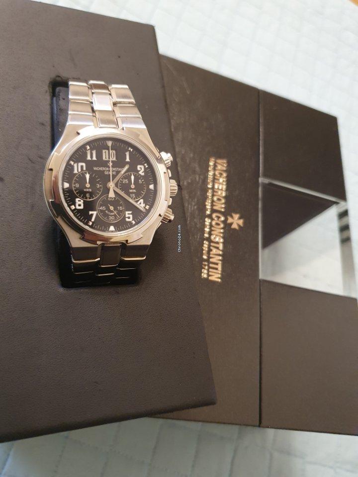 Vacheron Constantin Overseas Chronograph 49140/423A pre-owned