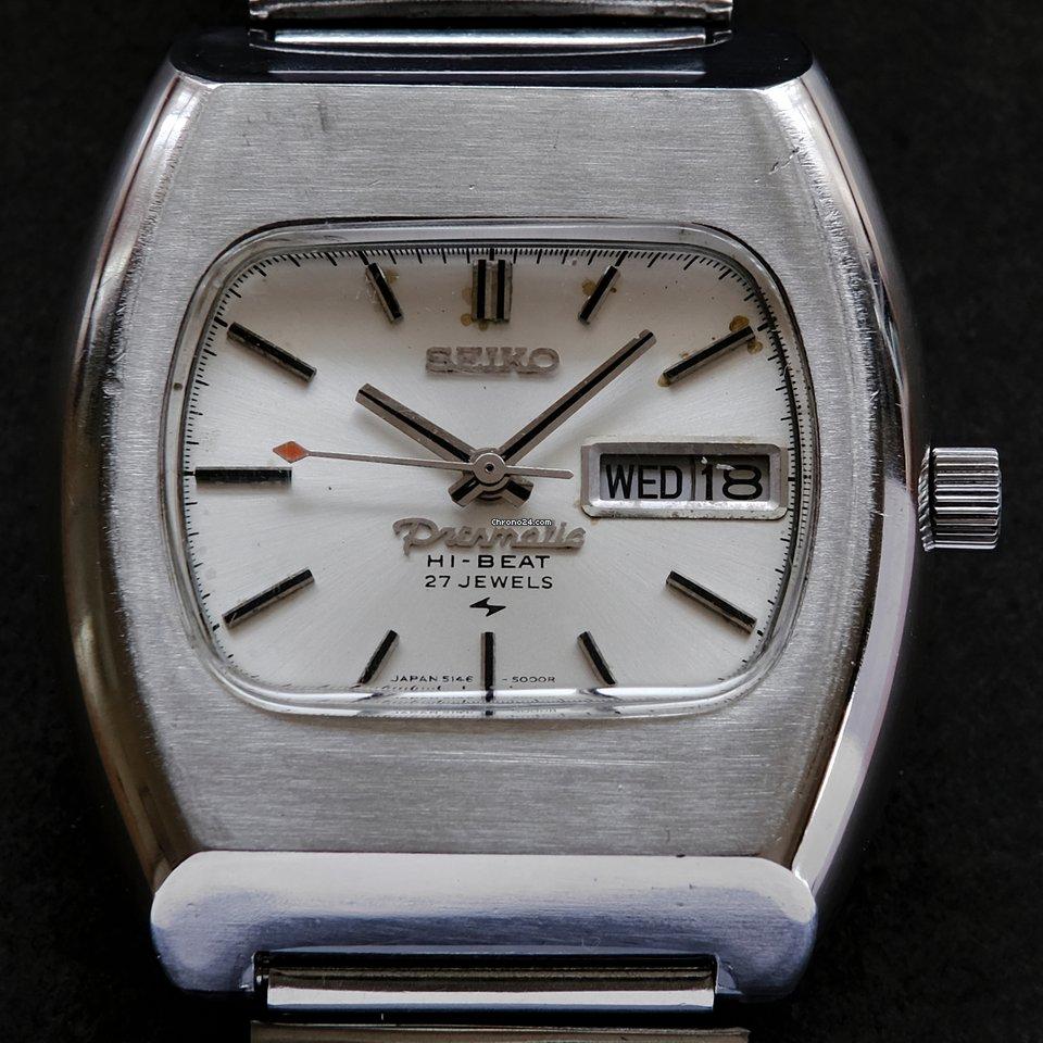 Seiko 5146-5001 1971 pre-owned