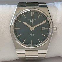 Tissot Steel 40mm Quartz T137.410.11.041.00 new