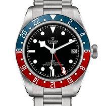 Tudor 79830RB-0001 Acier 2021 Black Bay GMT 41mm nouveau