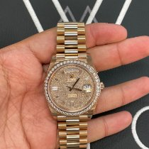 Rolex Rose gold 40mm Automatic 228345 new