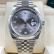 Rolex Datejust 126334 New Steel 41mm Automatic