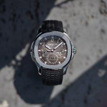Patek Philippe Aquanaut Aquanaut 5164A | Steel | Travel Time Good Steel 40.8mm Automatic