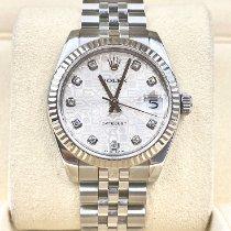 Rolex 178274 G Acier 2011 Lady-Datejust 31mm occasion