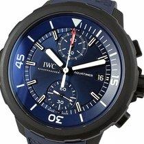 IWC Aquatimer Chronograph Acero 45mm Azul Sin cifras España, Barcelona