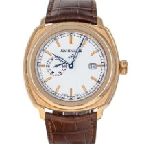 JeanRichard Rose gold 44mm Automatic 60330 pre-owned United States of America, Maryland, Baltimore, MD
