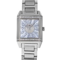 Jaeger-LeCoultre Reverso Squadra Lady Steel 29mm Silver Arabic numerals United States of America, Maryland, Baltimore, MD