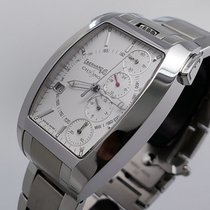 Eberhard & Co. pre-owned Automatic 37mm White Sapphire crystal 3 ATM