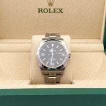 Rolex Steel 39mm Automatic 214270-0003 pre-owned New Zealand, Christchurch