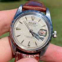 Rolex 6305 Steel 1954 Datejust 36mm pre-owned