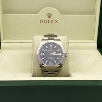 Rolex Steel 39mm Automatic 214270 pre-owned New Zealand, Christchurch
