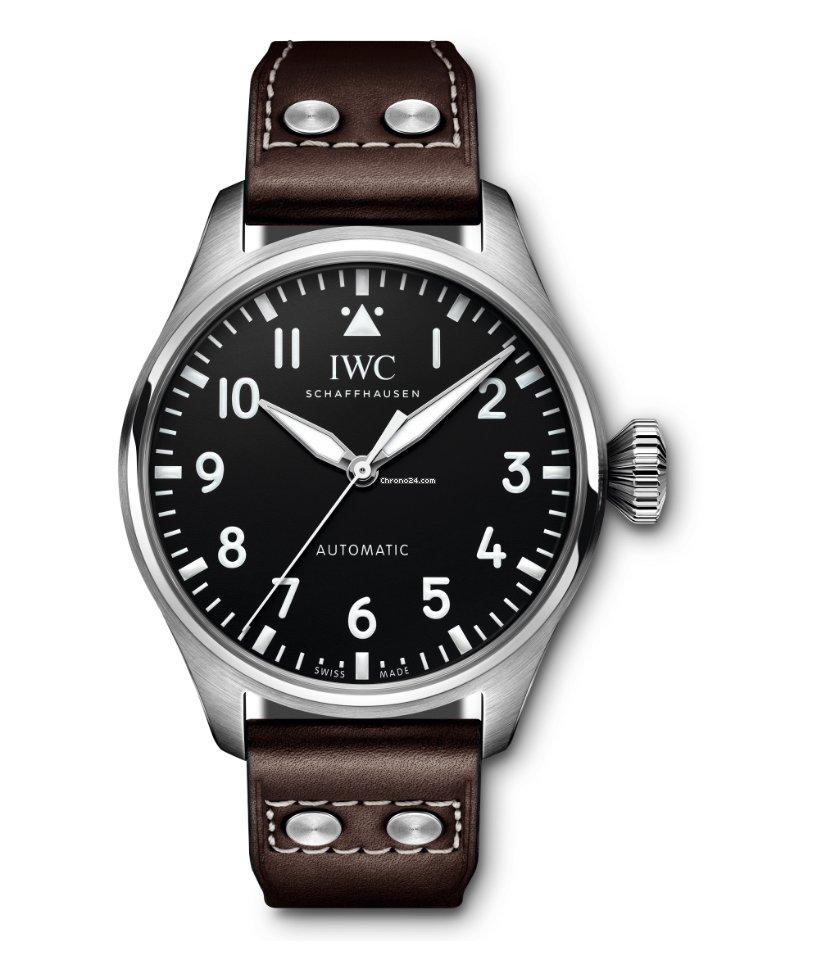 IWC Big Pilot IW329301 2021 new