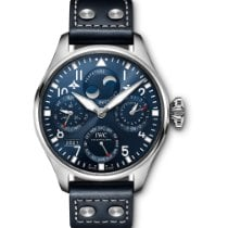 IWC Big Pilot new 2021 Automatic Watch with original box and original papers IW503605