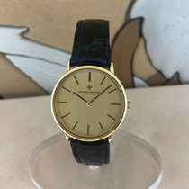 Vacheron Constantin Yellow gold 31mm Manual winding 39015 pre-owned