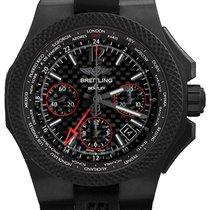 Breitling Bentley B04 GMT Carbon 45mm Black Arabic numerals
