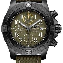 Breitling Avenger новые Автоподзавод Хронограф Часы с оригинальной коробкой V13317101L1X2