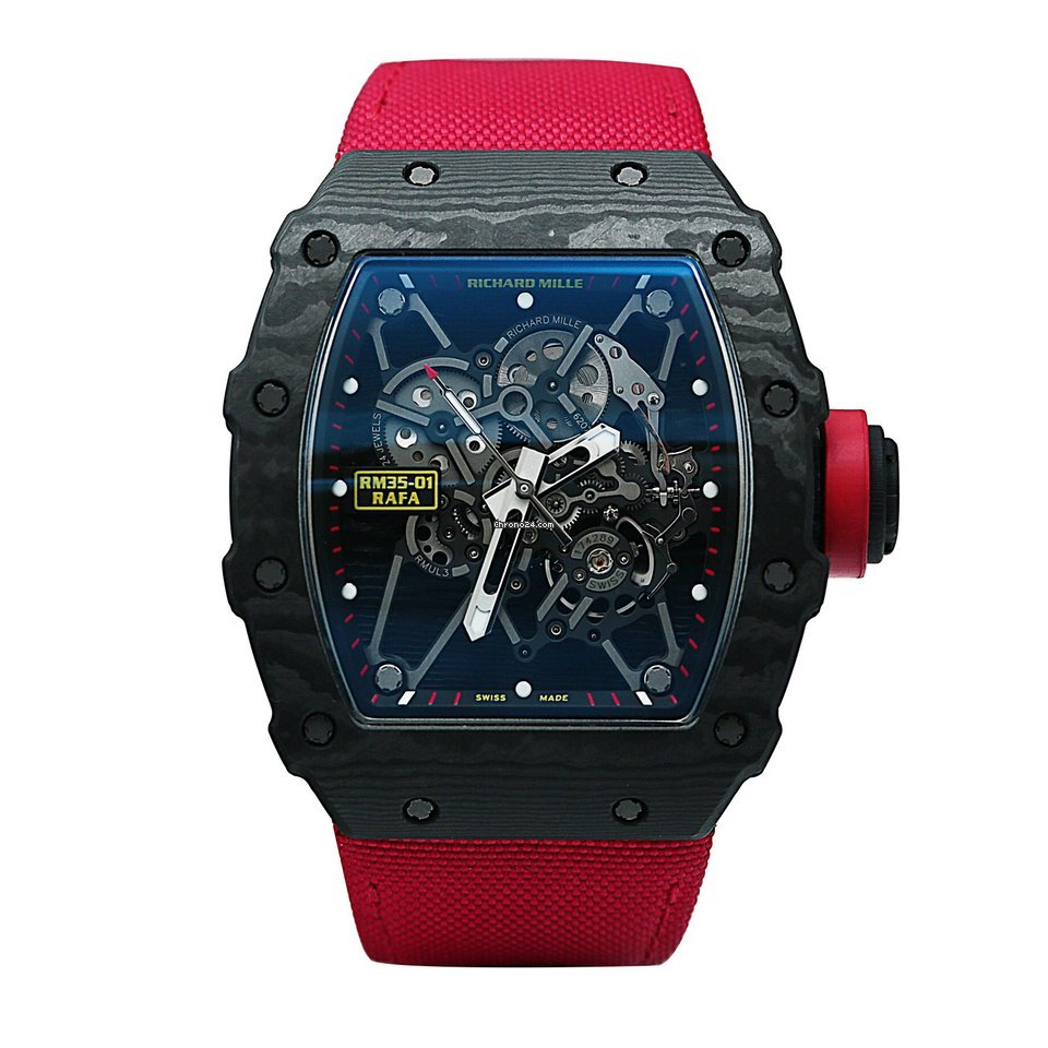 Richard Mille RM 035 RM035-01 2015 pre-owned