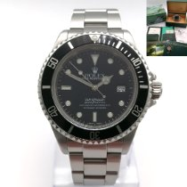 Rolex Zeljezo 2002 Sea-Dweller rabljen