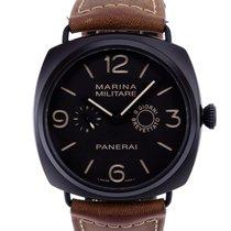 Panerai Special Editions PAM 00339 Very good Ceramic 47mm Manual winding