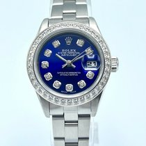 Rolex Oyster Perpetual Lady Date 79240 Good Steel 26mm Automatic United Kingdom, Liverpool