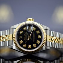 Rolex Lady-Datejust Zlato/Zeljezo 26mm