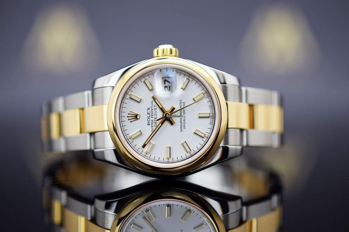 Rolex Lady-Datejust 179163 2006 gebraucht
