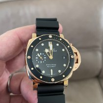 Panerai Luminor Submersible 1950 3 Days Automatic new 2020 Automatic Watch with original box and original papers PAM 00684