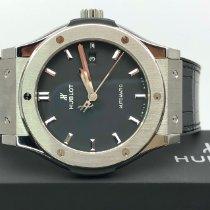 Hublot Classic Fusion 45, 42, 38, 33 mm neu 2021 Automatik Uhr mit Original-Box und Original-Papieren 542.NX.1171.LR