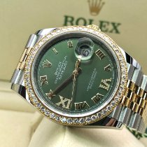 Rolex Datejust 126283RBR Nienoszony Złoto/Stal 36mm Automatyczny
