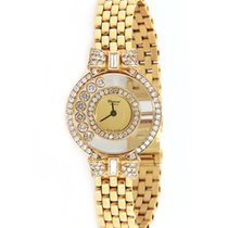 Chopard Happy Diamonds 23mm Oro