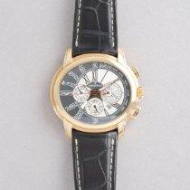 Audemars Piguet Millenary Chronograph Or rose 47mm Gris Romains