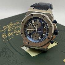 Audemars Piguet Royal Oak Offshore Chronograph Acciaio 42mm Blu Arabi Italia, Venezia